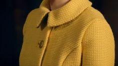 Tamara's 1960s-style coat