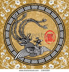 chinese phoenix mythology
