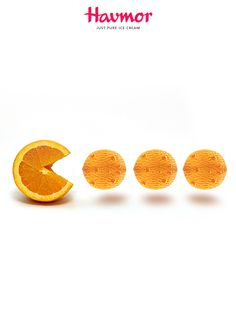Lick, lick, bite! And marvel in the tanginess of Orange Passion!