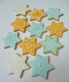 ©Cookievonster 2010 - Star of david | Cookievonster Design 2… | Flickr