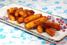 """Hi Everyone! For this recipe, I have a 5 star recipe (out of five) that my husband gave. It is oil ddeokbokki, called """"기름 떡볶이"""" in Korean. Yes, you know ddeokbooki – it is a soft, chewy, sweet, and (often) spicy rice cake dish. It is"""