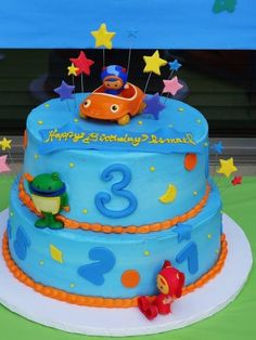 "Photo 6 of 26: Team Umizoomi / Birthday ""Ismael's 3rd Birthday"""