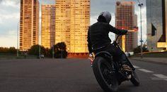 Blitz motorcycle