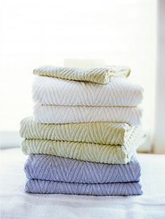 You use them every day, so you want your towels to be soft, odor-free and, of course, absorbent.