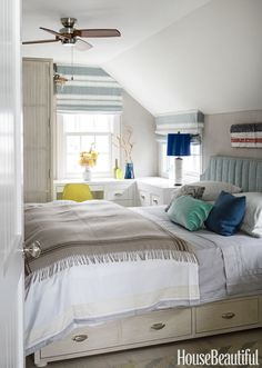 small coastal bedroom frank roop design interiors