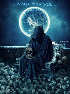 Death by DexterAdriano on DeviantArt