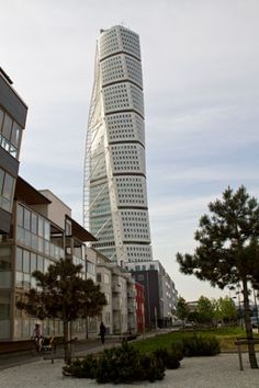 Turning Torso, West harbour, Malmö, Sweden