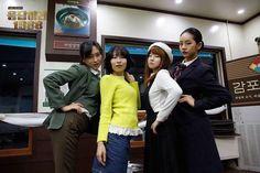Hyeri, Kdrama, Squad, Behind The Scenes, It Cast, Winter Jackets, Korean, Movie Scene, Actors
