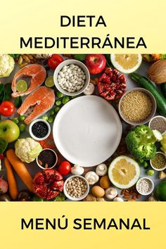 Mediterranean Diet Plan: The World's Healthiest Diet - Workout Plan Healthy Smoothies, Healthy Snacks, Low Cal, Korean Diet, Menu Dieta, Home Food, Mediterranean Diet, Runner Tips, Healthy Life