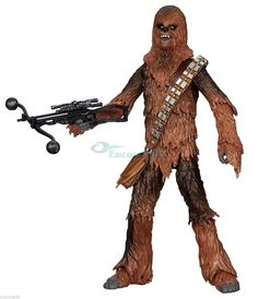 Star Wars Black Wave 5 Chewbacca Action Figure NEW everybody loves a wookie !
