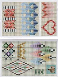 16-mar-2020 - Gallery.ru / Фото #80 - Bargello 2 - Olgallery #colourcomplements #stitchanddesign #stitchdesigns #diystitching