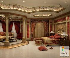 False Ceiling Design With Wood false ceiling bedroom led. Huge Bedrooms, Huge Master Bedroom, Master Bedroom Interior, Luxurious Bedrooms, Modern Bedrooms, Luxury Bedrooms, Royal Bedroom, French Bedrooms, Bedroom Suites