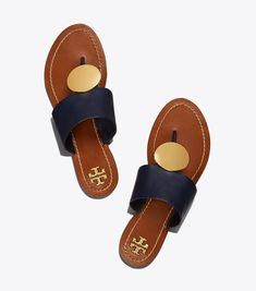 cd53dc59e772 Tory Burch Patos Disk Sandal   Women s View All
