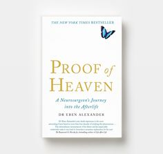 Eben Alexander's PROOF OF HEAVEN is a fascinating read! Alexander suffers from a rare form of bacterial meningitis which affects 1 in 10 million. People rarely recover & if they do are often left in a vegetative state. After being unconscious for 7days, his doctors asked the family to prepare for the worst as his brain was almost completely inactive. To everyones amazement, he wakes up! But as a changed human being. I always feel the value of a book is if it 'shifts' you and this certainly…