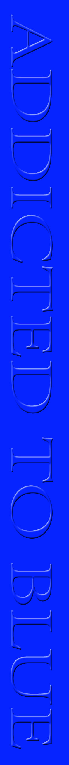 blue.quenalbertini: All in Blue