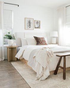 Room Ideas Bedroom, Small Room Bedroom, Home Decor Bedroom, Modern Bedroom, Small Rooms, Couple Bedroom, Adult Bedroom Ideas, Decorating A Bedroom, Bed Room