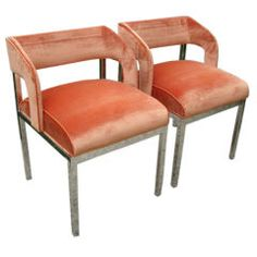 Coral chair set