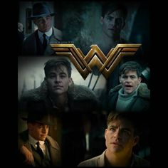 Steve Trevor in Wonder Woman. In the cinema on June 2nd! Chris will look great in the movie. Do not miss. ❤  #ChrisPine #WonderWoman #ComingSoon #IloveIt