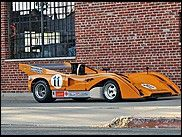 1971 McLaren M8E Can Am campaigned by Roy Woods Racing in '71