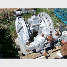 Sandpiper Diaphragm Pump supplier worldwide - Sandpiper ST1 1/2-A diaphragm pump for sale - Savona Equipment