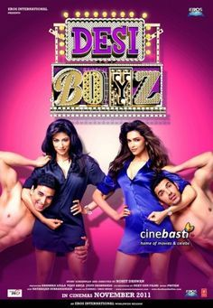 Desi Boyz (2011) Hindi 720p BluRay 500MB Free Download