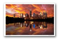 Photography Austin, Texas  Landscape Panoramas and Standard Photo Prints.