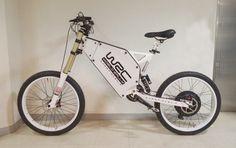vector bike 1000w 48v 20ah 1. speed : 55km 2. range : 60km contact : replia@naver.com