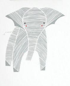 Elephant Print Amelia