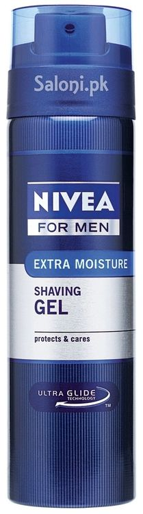 FOR MEN whose skin tends to dry out and burn from shaving.