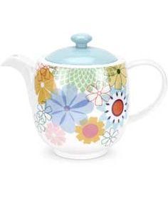Portmeirion Dinnerware ~ 'Crazy Daisy' Collection - Tea Pot