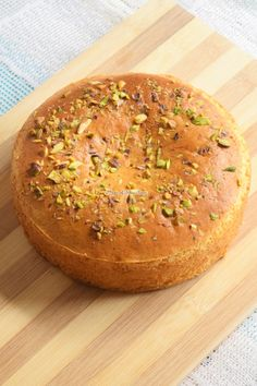 Mawa cake is a delicious crumbly moist cake made using Khoya or Mawa. It is famous in various Parsi/Iranian bakeries in Mumbai and Pune and it tastes delicious. Eggless Desserts, Eggless Recipes, Eggless Baking, Healthy Cake Recipes, Fun Baking Recipes, Pound Cake Recipes, Bakery Recipes, Almond Recipes, Cooking Recipes