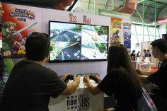 III Festival de Videojuegos de Málaga: Gamepolis 2015 | Palacio de Ferias y Congresos de Málaga (FYCMA) | Del 24 al 26 de julio de 2015 | Foto: Alex Zea (La Opinión de Málaga)