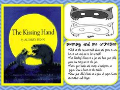 """The Kissing Hand"" family activity"