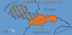 Vývoj českého území «Vlast.cz