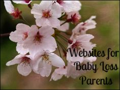 10 sites to bookmark if you're navigating through any type of baby loss -- miscarriage, ectopic pregnancy, stillbirth, neonatal death.