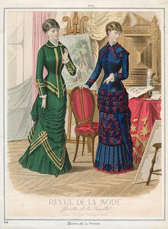 1880, Revue de la Mode