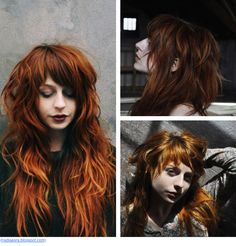 Natural red hair has a different distribution of pigment then blonde or brown hair. In other colors the pigment molecules sit close to the surface, but for redheads they're buried deep within the s...