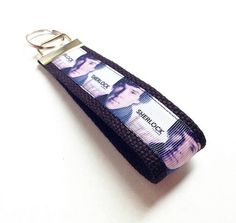 Check out this item in my Etsy shop https://www.etsy.com/listing/230042753/sherlock-key-fob-keychain-wristlet