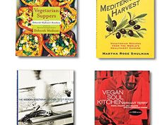The Best Vegetarian and Vegan Cookbooks | Find our top 6 picks for the best vegetarian and vegan cookbooks of the past 25 years.
