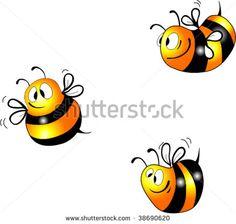 Bumble Bee Stock Vectors & Vector Clip Art | Shutterstock