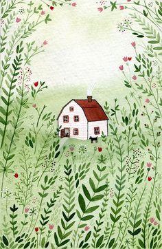Yelena Bryksenkova - Cottage