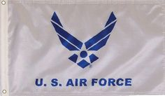 Officially licensed by the U.S. Military! These beautiful and durable U.S. Air Force flags are a great way to display American pride and support the men and women serving our country! They look great and are designed to last.