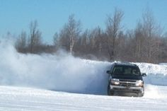 Driving in the Snow and on Icy Roads: 10 Winter Safety Tips