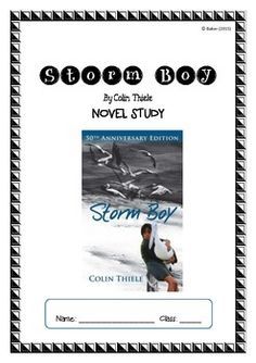 This novel study is based on the Australian author Colin Thiele's amazing short… Activities For Boys, Literacy Activities, Readers Notebook, Australian Authors, Higher Order Thinking, Australian Curriculum, Book Study, Books For Boys, Teaching English