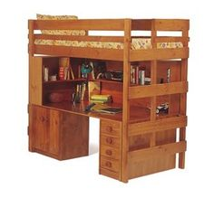 loft-bed-workplace pin it now read it later