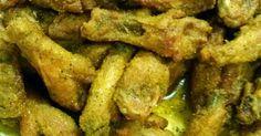 Great recipe for Lemon Pepper Chicken Wings. Absolutely Love!! :monkey