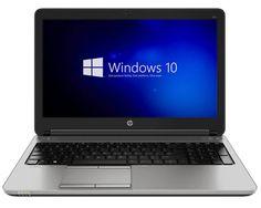 Erledigen Sie Aufgaben im Büro oder unterwegs mit dem robusten HP #ProBook 640 oder HP ProBook 650. Diese ProBooks sind flach, leicht und vollgepackt mit Produktivitätsfunktionen, die Ihnen das Arbeiten erleichtern. Und zuverlässige Sicherheitslösungen sorgen dafür, dass Ihre Daten nicht in falsche Hände geraten.