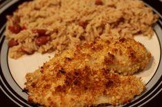 Crispy Cajun Tilapia - a delicious meal that's easy, quick, and healthy!  Only 5 ingredients and 20 minutes required!
