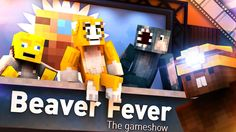 iballisticsquid Animated Short - Beaver Fever Game Show! Beaver Fever, Minecraft Videos, Animation, Cool Stuff, Games, Youtube, Kids, Board, Centre