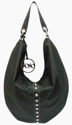 XOXO Black Hobo Style Studded Purse Hot Vinyl Handbag in Black XOXO http://www.amazon.com/dp/B005WXDQP6/ref=cm_sw_r_pi_dp_SWvKub0AEMATY